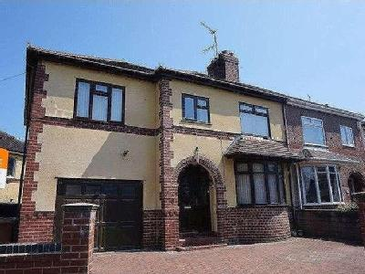 Rothsay Avenue, Stoke-on-trent, St1