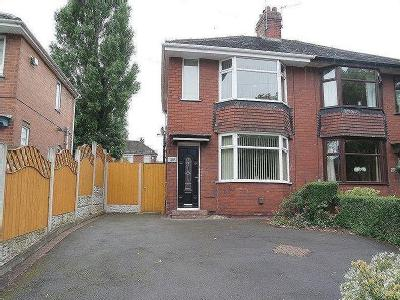 Belgrave Road, Stoke-on-trent, St3