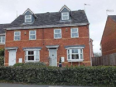 Chasewater Drive, Stoke-on-trent, St6