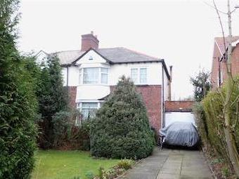 Manor Road, Streetly, Sutton Coldfield B74