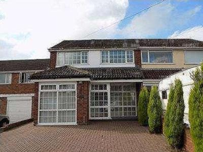 Maxholm Road, Sutton Coldfield, West Midlands, B74