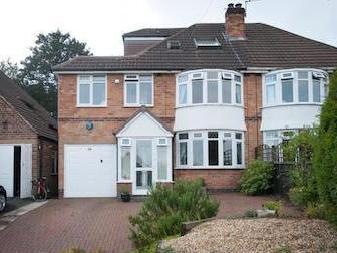 Maney Hill Road, Sutton Coldfield B72