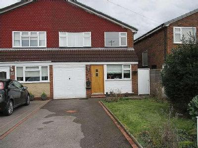 Terry Drive, Sutton Coldfield, B76