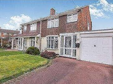 Wellesbourne, Tamworth, Staffordshire, B79