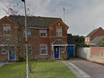 Nether Field Way, Thorpe Astley, Braunstone, Leicester Le3