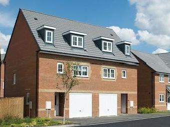 Wetherby At Laughton Road, Thurcroft, Rotherham S66