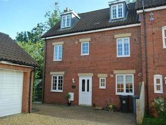 Beck Way, Thurlby, Bourne, Lincolnshire Pe10