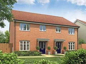 Plot The Gosford At High Road, Trimley St. Martin, Felixstowe Ip11