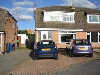 Priory Close, Tutbury, Burton Upon Trent, Staffordshire De13