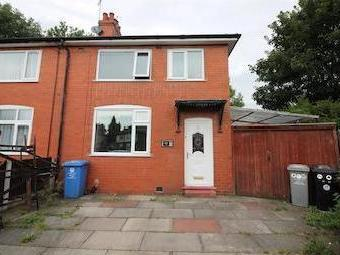 Central Drive, Urmston, Manchester M41