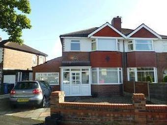 Fishermore Road, Manchester, Greater Manchester M41