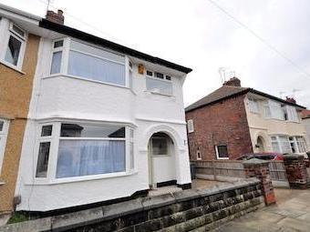 Southcroft Road, Wallasey Ch45