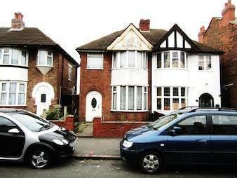 Warren Road, Washwood Heath, Birmingham B8