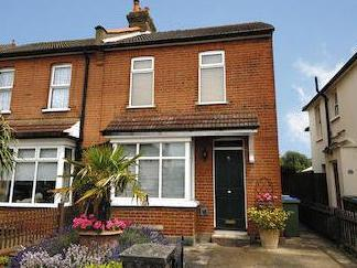 Green Lane, West Molesey Kt8 - Patio
