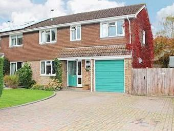 Barnes Close, West Wellow, Romsey So51