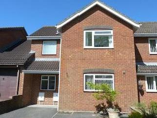 Minton Close, Whitchurch, Bristol Bs14