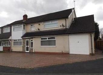 Conway Crescent, Willenhall, West Midlands Wv12