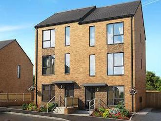The Charnock At Cutlers View Phase, Sheffield At Tower Drive, Sheffield S2
