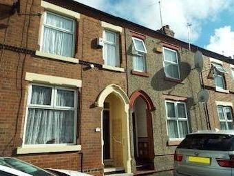 Lord Nelson Street, Sneinton, Nottingham Ng2