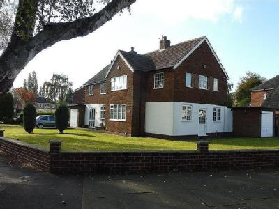 Stirling Road, Sutton Coldfield, B73