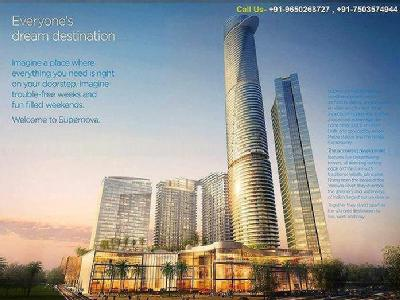 Flat for sale, Sector-, Noida - Gym