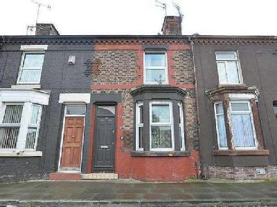 Owen Road, Kirkdale, Liverpool, L4
