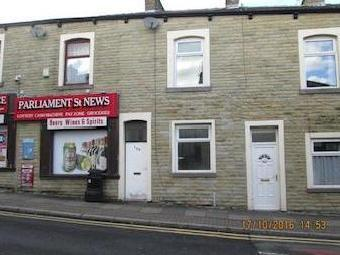 Parliament Street, Burnley Bb11
