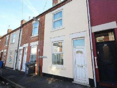 Warwick Street, Derby, De24 - Patio