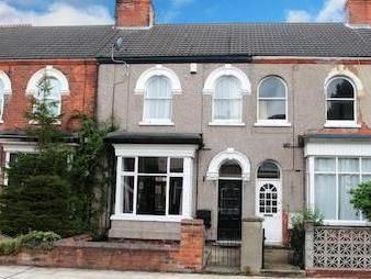 St Augustine Avenue, Grimsby, South Humberside Dn32