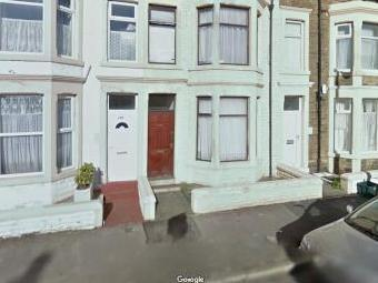 Westminster Road, Morecambe La3