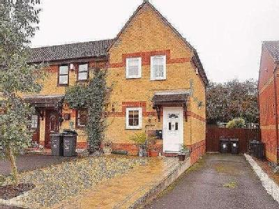 House for sale, Knowle Close - Garden