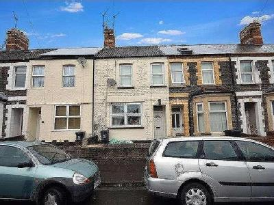 House for sale, Moy Road - Garden