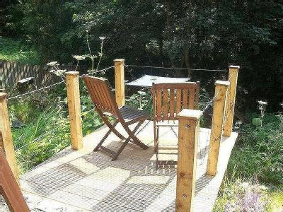 House for sale, Rock Nook - Patio