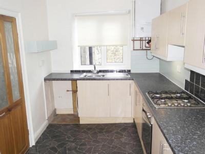 House to let, Sun Street - Conversion