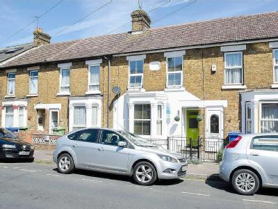 House to let, Belmont Road - Garden