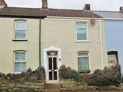 House to let, Gower Place - Garden