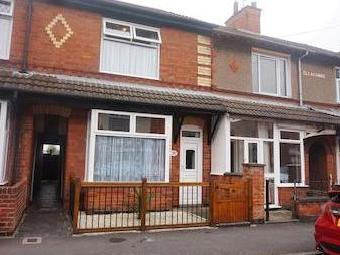 Crescent Road, Coalville Le67 - Patio