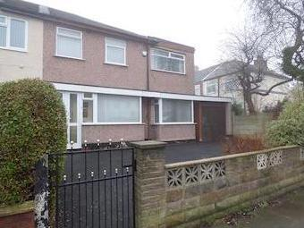 Crosswood Crescent, Huyton, Liverpool L36