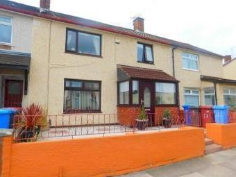 Morston Crescent, Kirkby, Liverpool L32