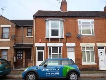 Chartley Road, Leicester Le3