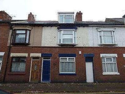 Beaumanor Road, Leicester, Le4