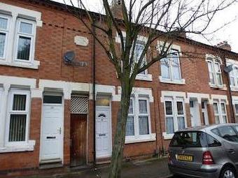 Skipworth Street, Highfields, Leicester Le2