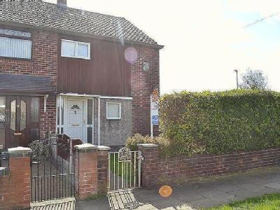 Lonsdale Road, Ford, L21 - Terrace