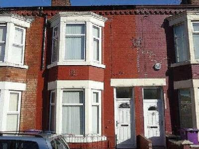 Gloucester Road, Anfield, Liverpool, L6