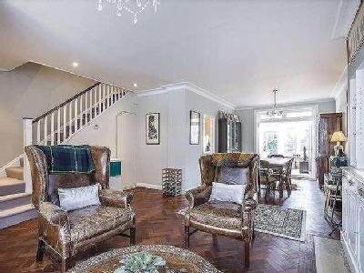 House for sale, Bark Place, W2