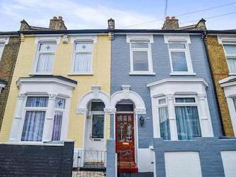 Humberstone Road E13 - Double Bedroom