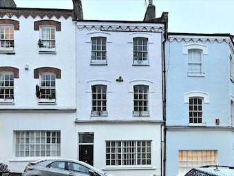 New End, Hampstead Nw3 - Terrace