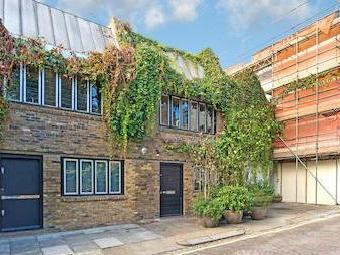 Prowse Place Nw1 - Mews, Garden
