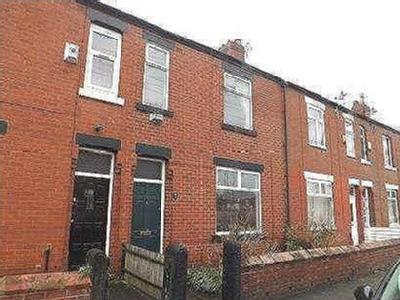 Beverly Road, Manchester, M14 - Patio