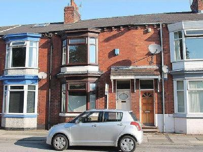 St Barnabas Road, Middlesbrough, Ts5